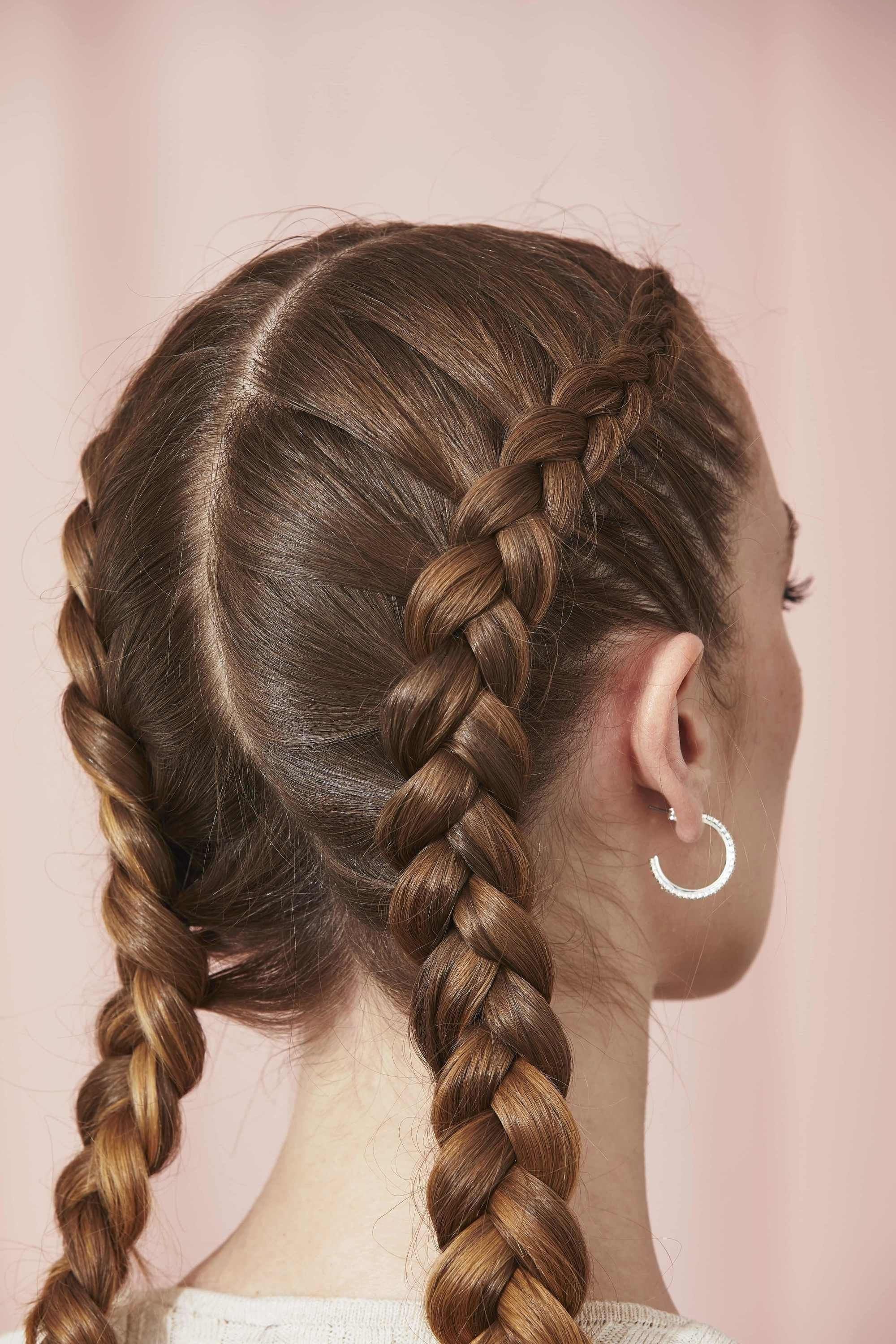21 Easy Hairstyles For Greasy Hair You Can Wear At Home 1003 In 2020 Greasy Hair Hairstyles Hair Styles Braided Hairstyles Easy
