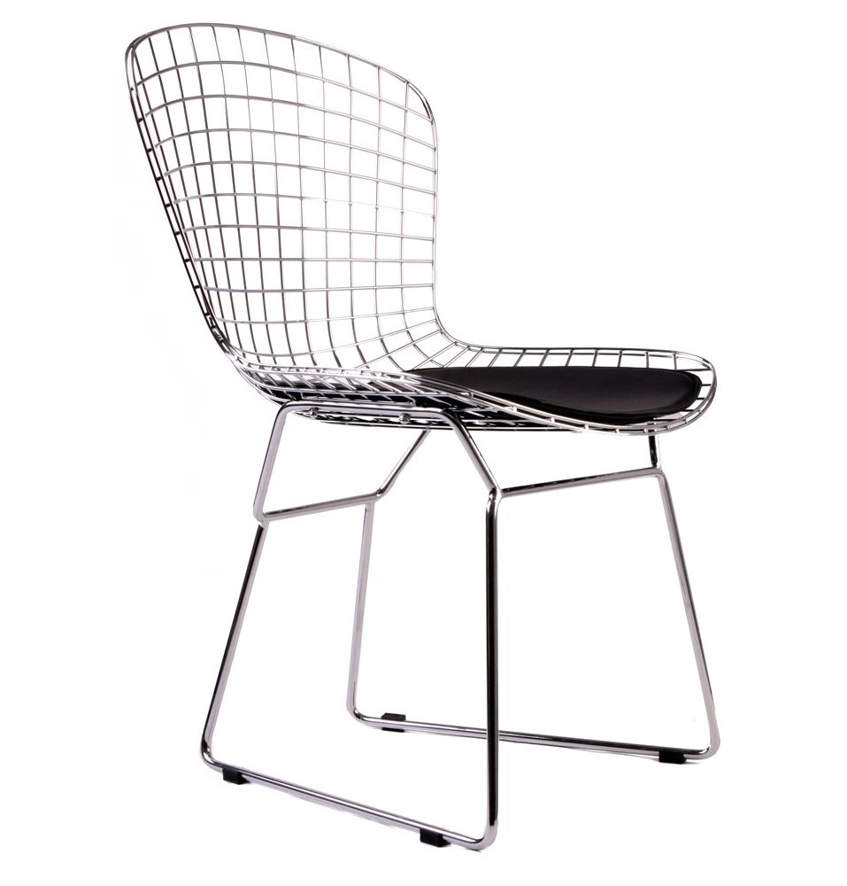 Replica Harry Bertoia Side Chair By Harry Bertoia Matt Blatt Would Look Gorgeous With A