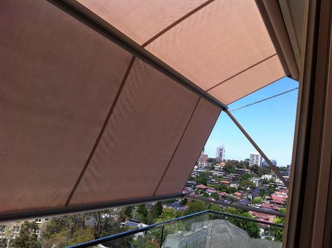 Sydney Retractable Awnings By Davonne Retractable Awning Awning Blinds