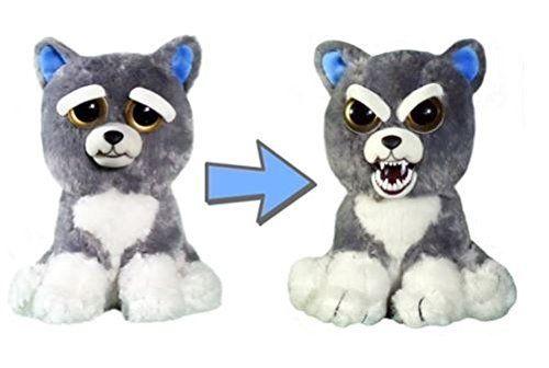 "Feisty Pets Sammy Suckerpunch Adorable 8.5"" Plush"