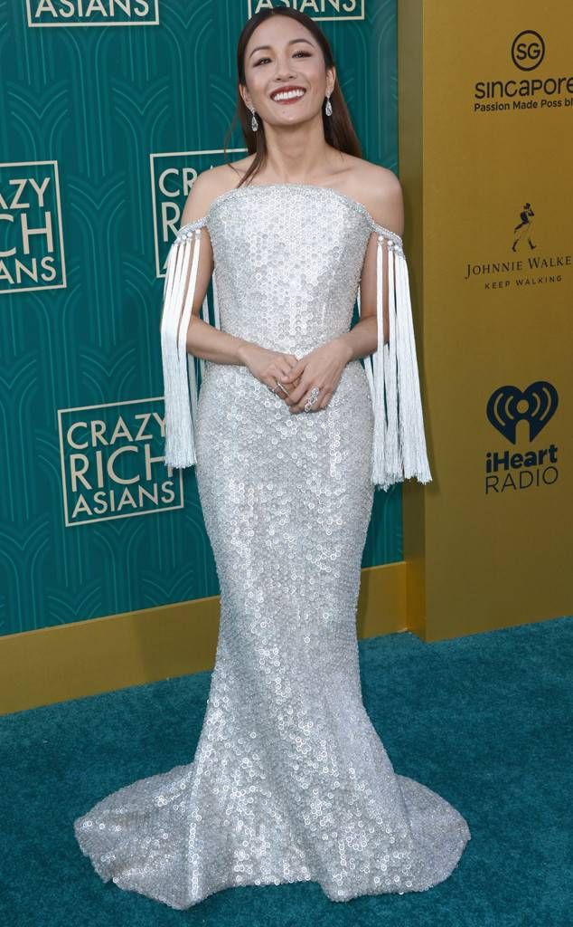 Constance Wu At Crazy Rich Asians Premiere In Los Angeles