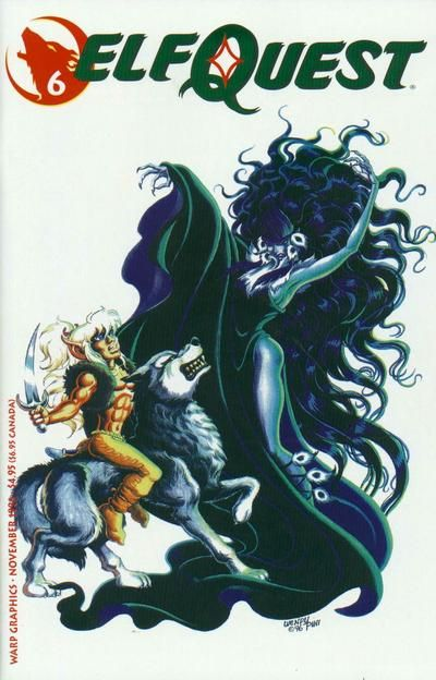 Cover for ElfQuest (WaRP Graphics, 1996 series) #6