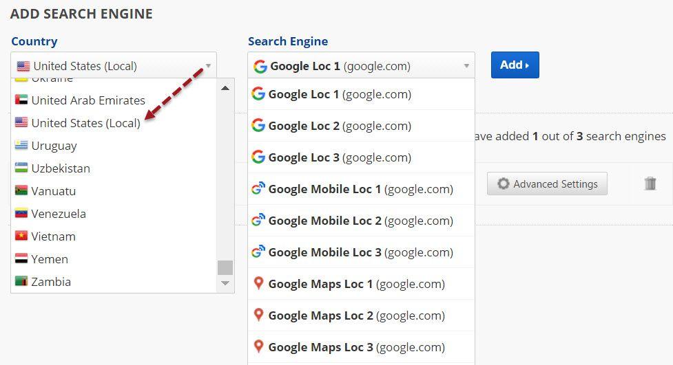 Local Search Engine Rank Tracking Seo Software Marketing Professional Seo Marketing