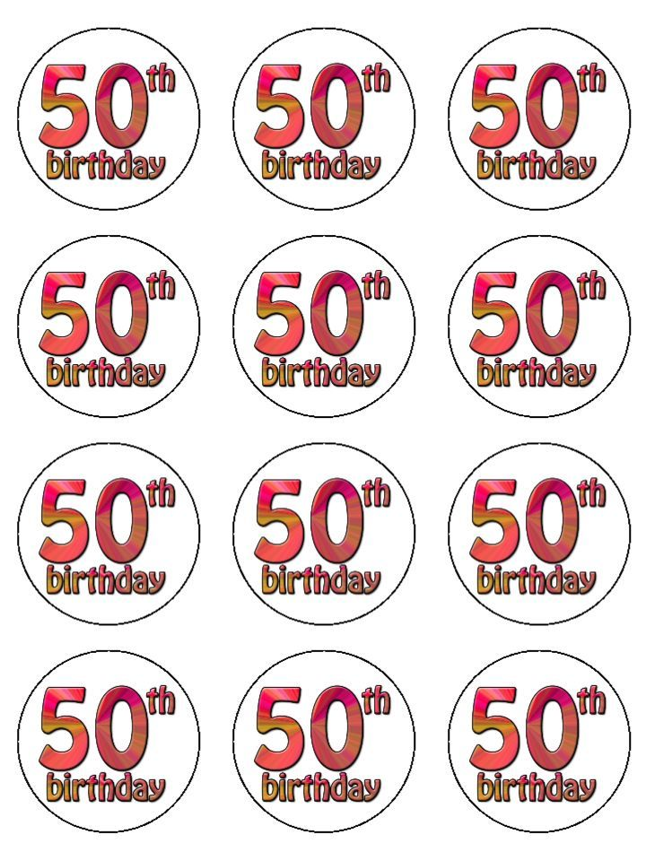 40++ 50th anniversary cake toppers uk inspirations