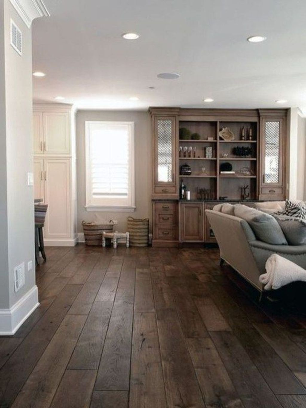 14 Inexpensive Rustic Bedroom Blue Ideas With Images Farm House Living Room Hardwood Bedroom Floors House Flooring