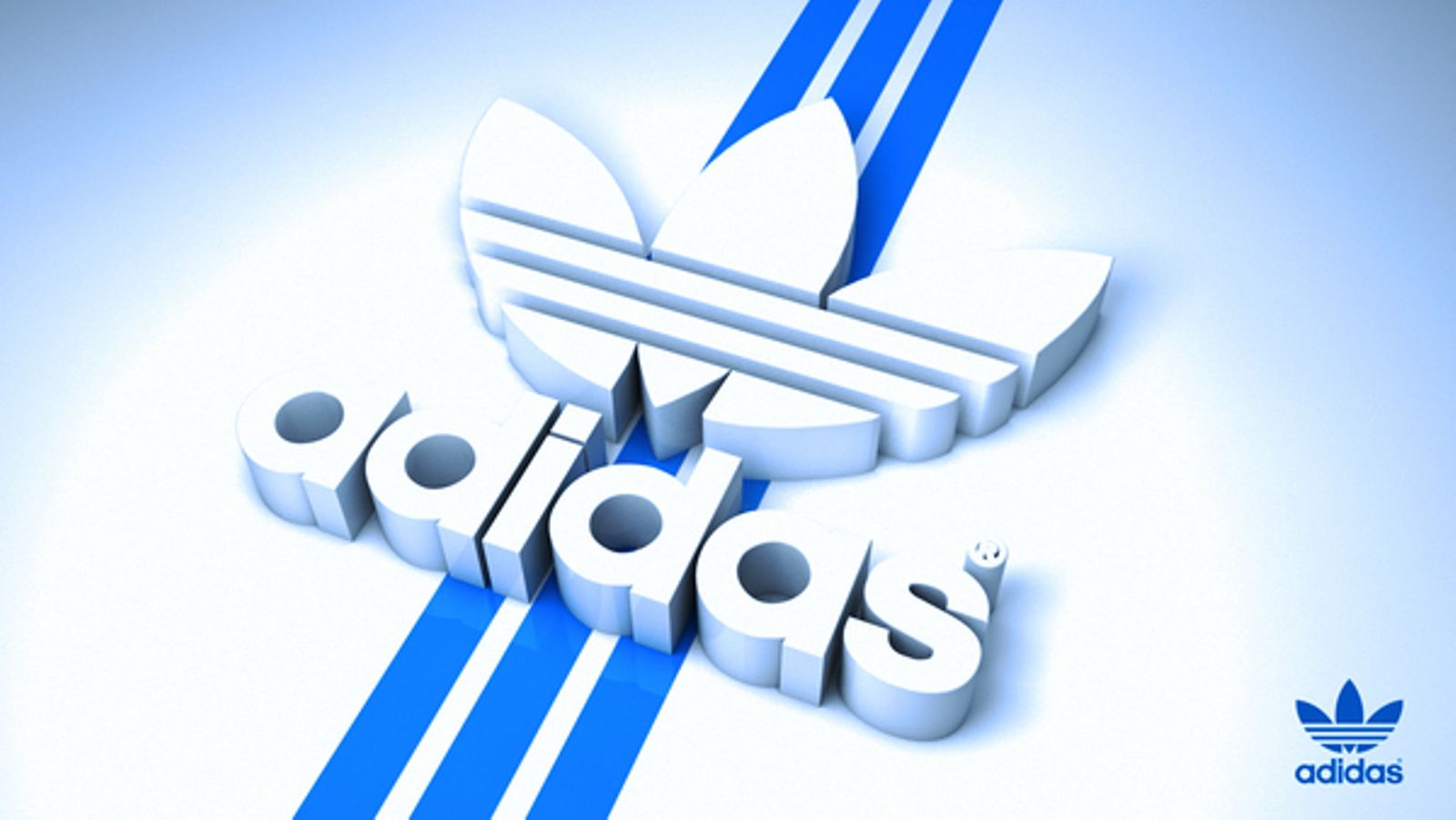 Adidas Logo 3d Wallpaper Hdg 1600901 Baseball Pinterest