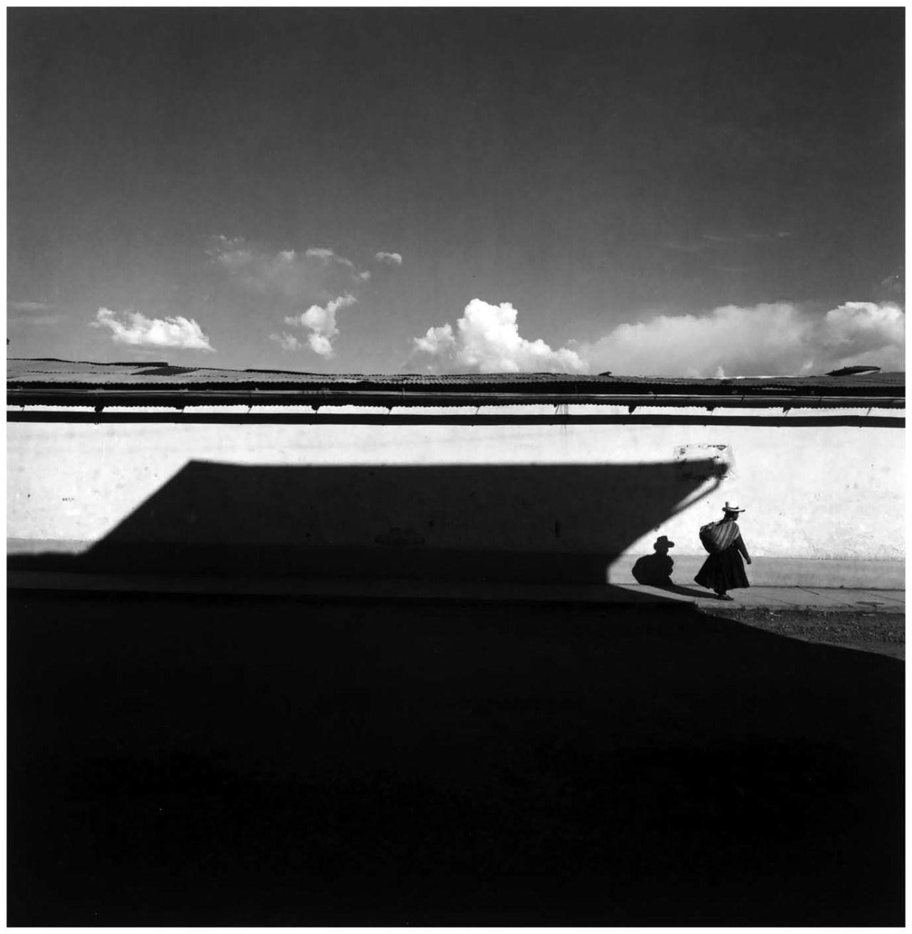 Cuzco, Peru Harry Callahan, 1974 | Fotografia di strada ...