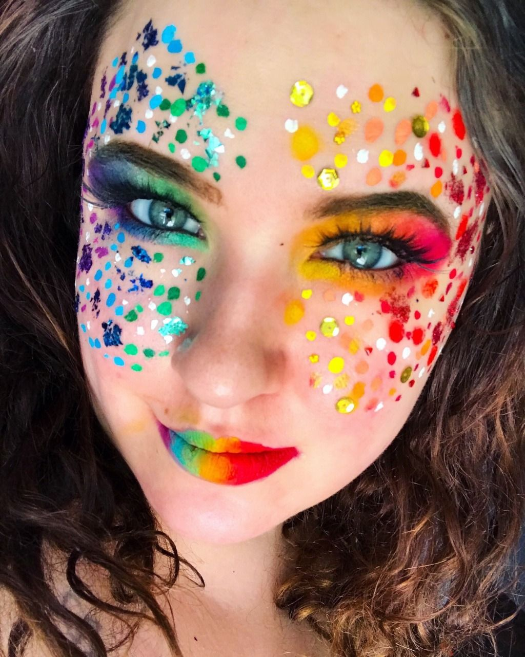 Pin On Face Paints