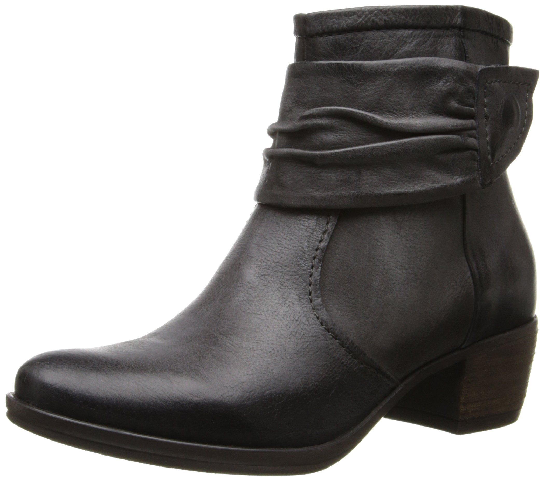 f27cae1ffc241 MJUS Women's Fenton Boot, Charcoal, 40 EU/9.5 M US. The style name ...