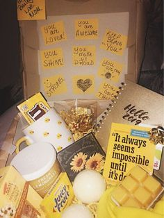 47 Box of Sunshine Ideas That Positively Radiate Happiness