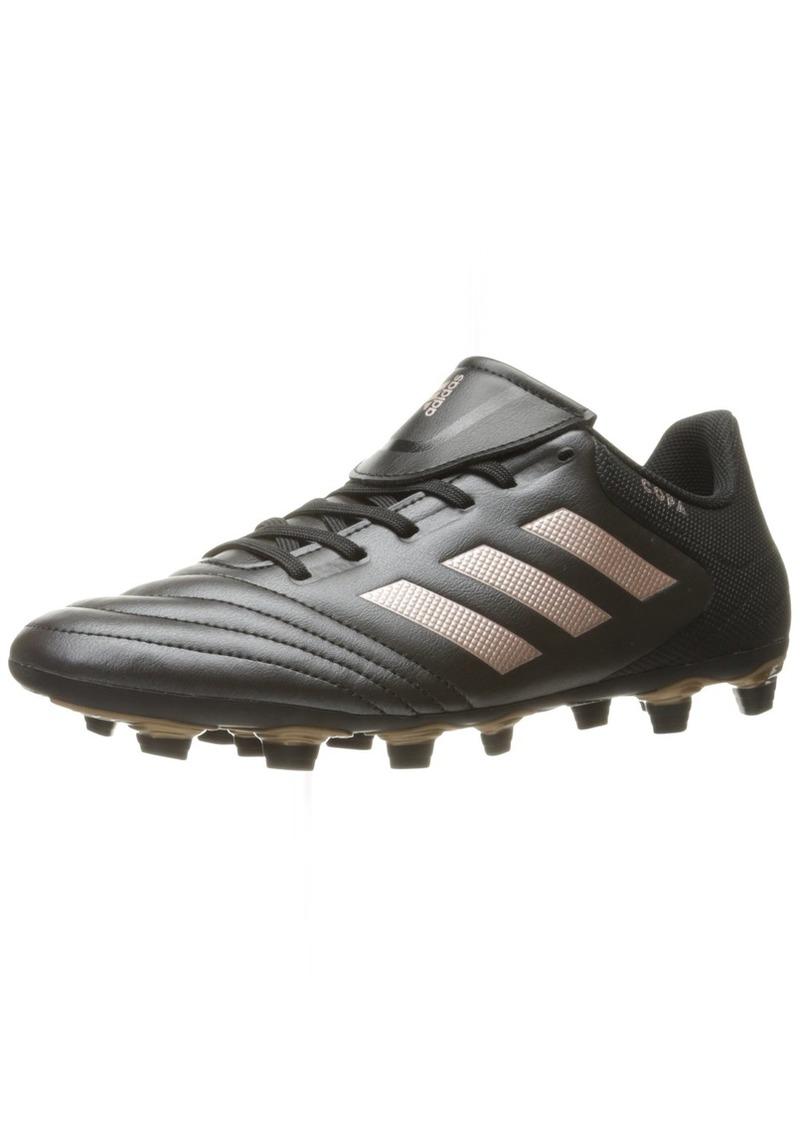 Adidas Men S Copa 17 4 Fxg Soccer Shoe Copper Metallic Black In 2020 Adidas Men Adidas Originals Mens Sneakers Fashion