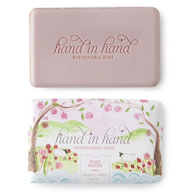 Hand in Hand Soap - Rose Water
