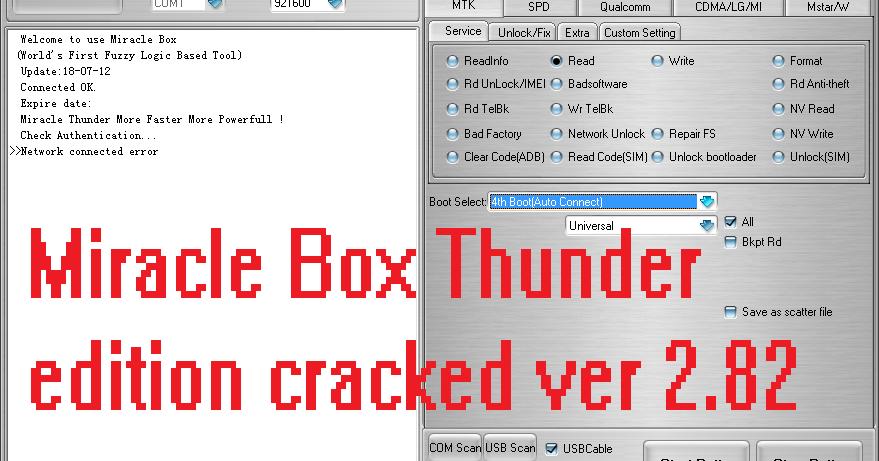 Miracle Box Thunder Edition V2 - Bikeriverside