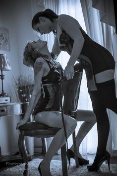 lesbian high heels Amateur