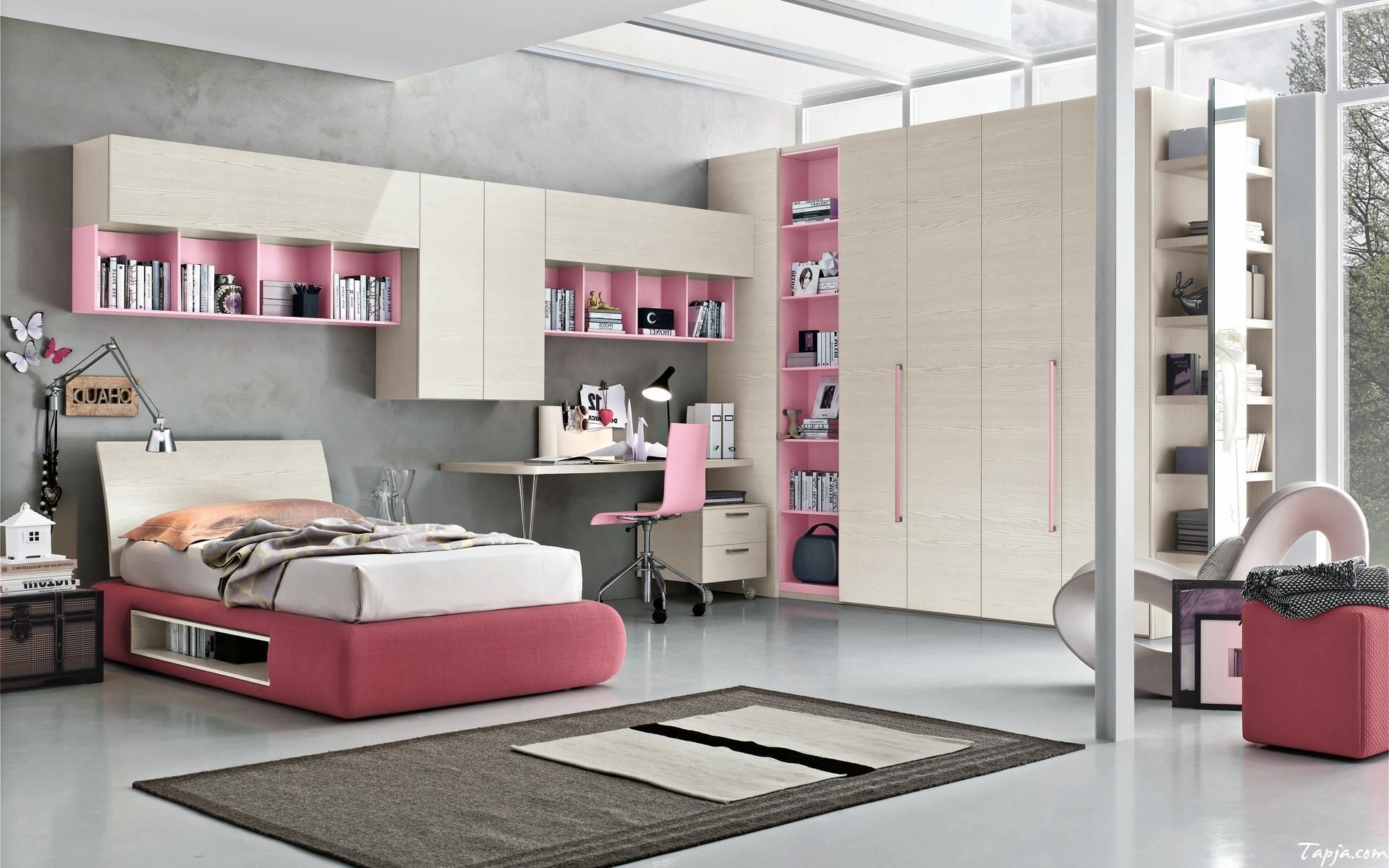 Image result for girls bedroom wardrobe | KANNAN PORUR ...