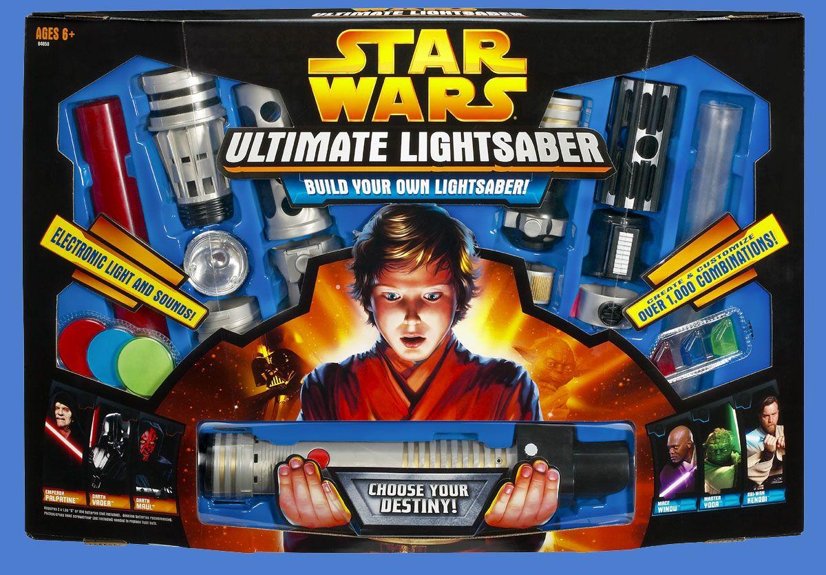 Star Wars Ultimate Lightsaber Kit Ultimate Lightsaber Star Wars