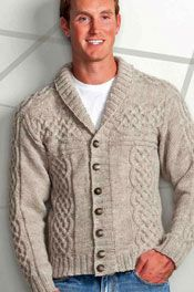 It S Hard To Find Great Looking Sweater Patterns For Guys This One