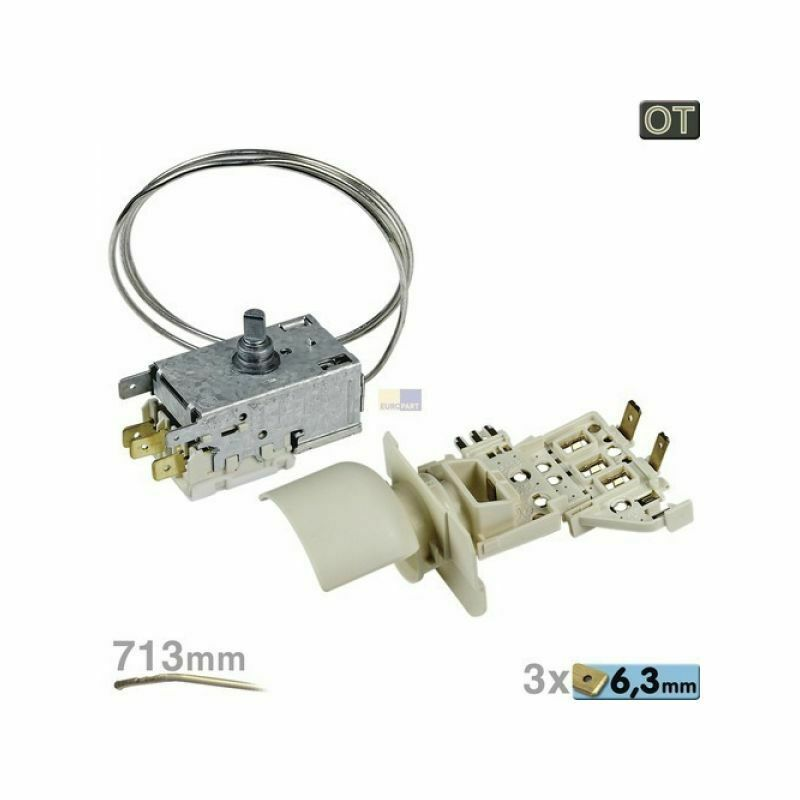 Thermostat K59 S2785 Ranco 713mm Kapillarrohr 3x63mm Amp Lampenfassung Thermostat Ebay Ceiling Lights