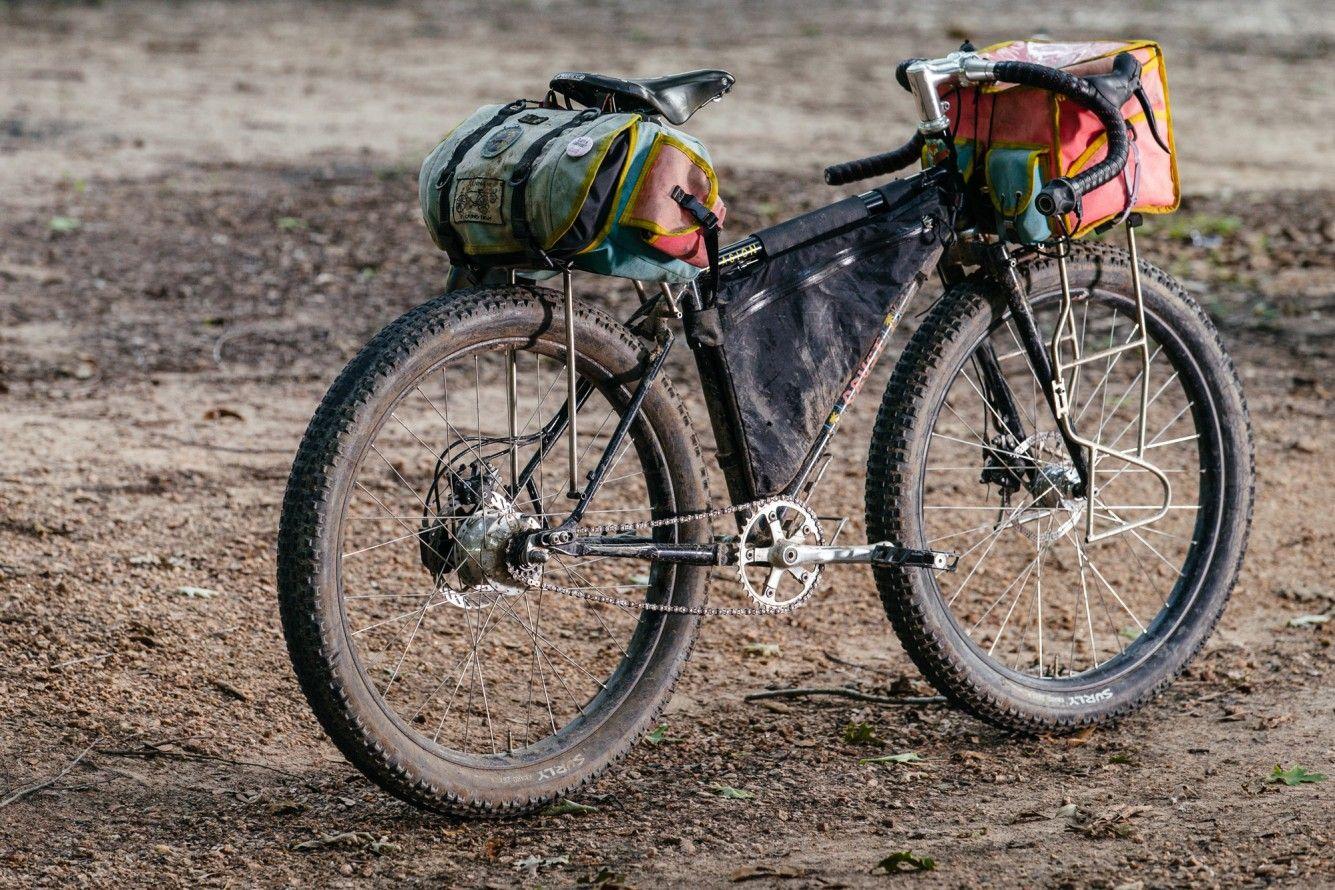 matt s crust bikes evasion 26 tourer bikepacking. Black Bedroom Furniture Sets. Home Design Ideas