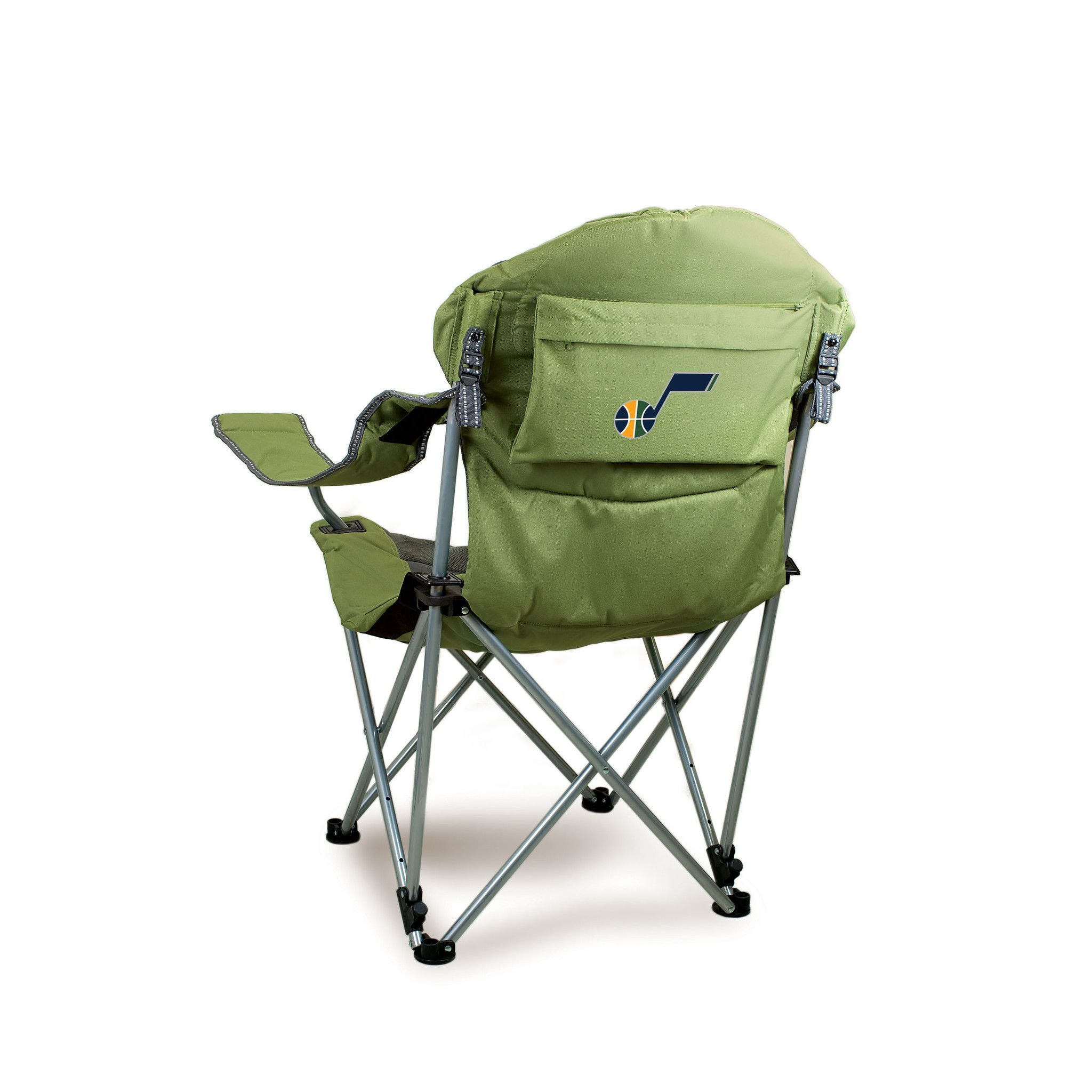 Reclining Camp Chair Utah Jazz Camping chairs, Egg