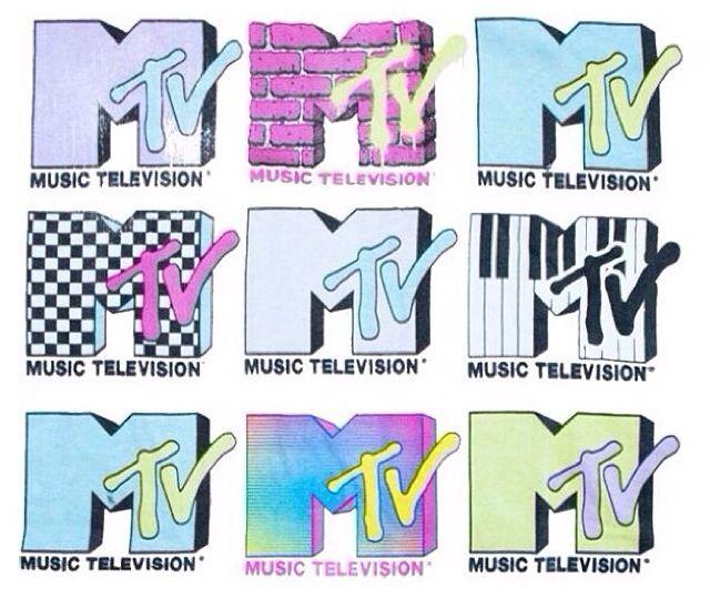 Mtv Logo Mtv Logo Mtv Retro Aesthetic