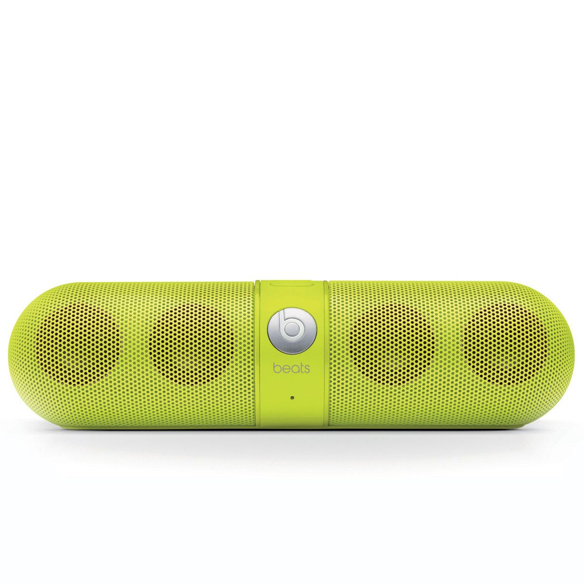 Fab Com Pre Order Pill Neon Yellow By Beats By Dr Dre