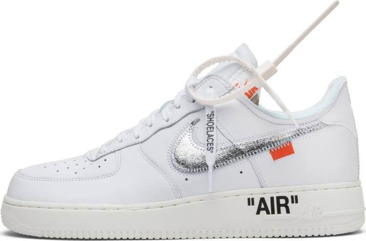 5cf186a0180 OFF-WHITE x Air Force 1 'ComplexCon Exclusive' | Athletic Footwear ...