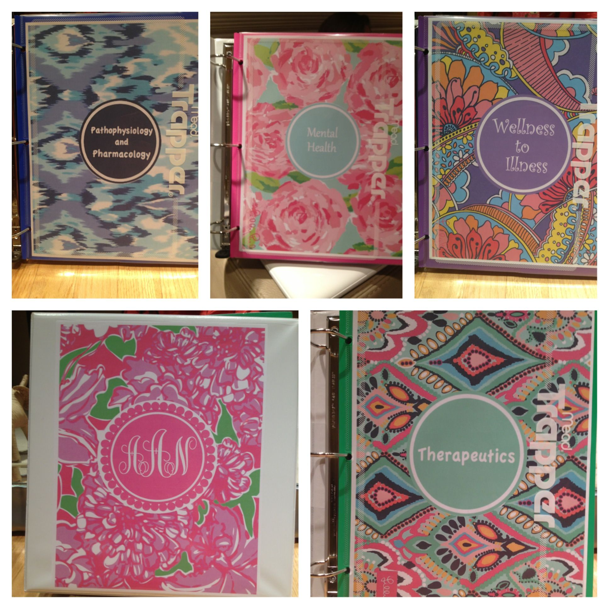 A little DIY binder for college :)   College   College