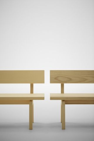 New Pieces By Jasper Morrison And Naoto Fukusawa For Maruni
