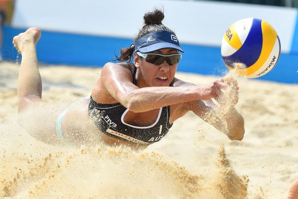 Talqua Clacy Photos: FIVB Yokohama Grand Slam - Day 5