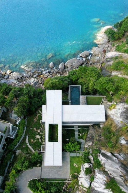 Villa Amanzi, Phuket, Thailand.
