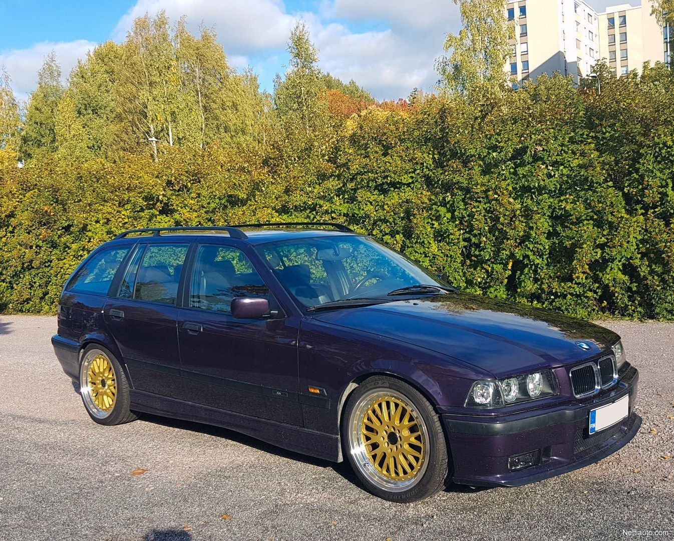 1995 Bmw 328i Touring E36 M Sport With Images