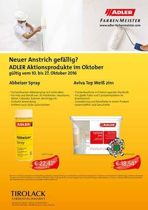 Tirolack Berghofer: News
