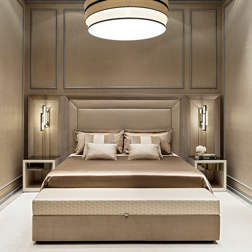 High End Contemporary Italian Designer Bedside Table in ...