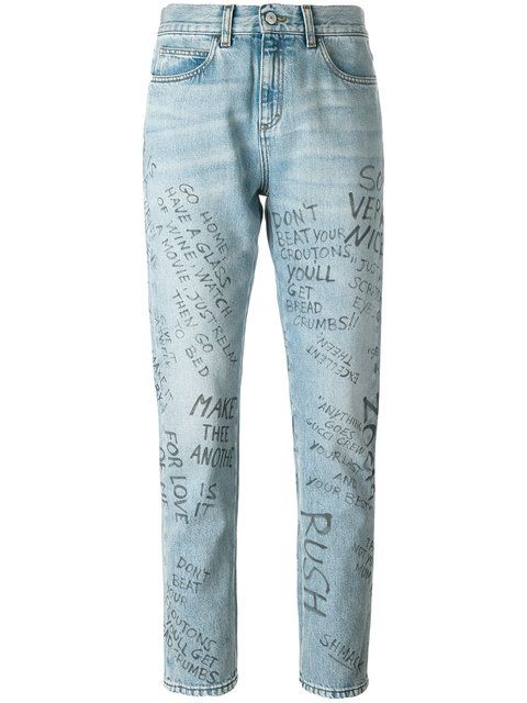 outlet store bf7fb 3d57a Panther graffiti jeans   Gucci   clothes in 2019   Gucci ...
