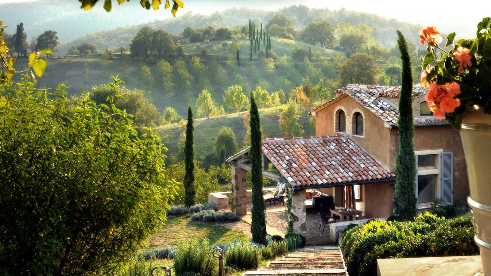 Pin by Sommacampagna Homes on Italian Homes Umbria italy