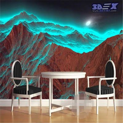 Led Wallpapersnew 3d Wallpaper Designs For Wall Decoration In The