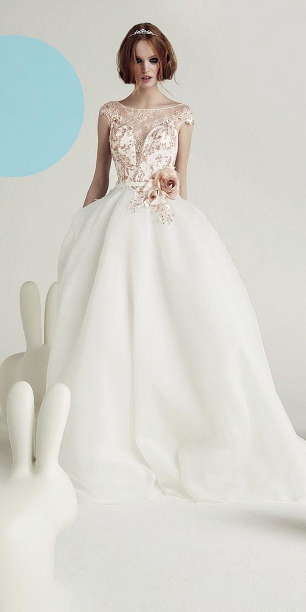 15 Best Valentini Spose Wedding Dresses For 2018 | Pinterest | Ball ...