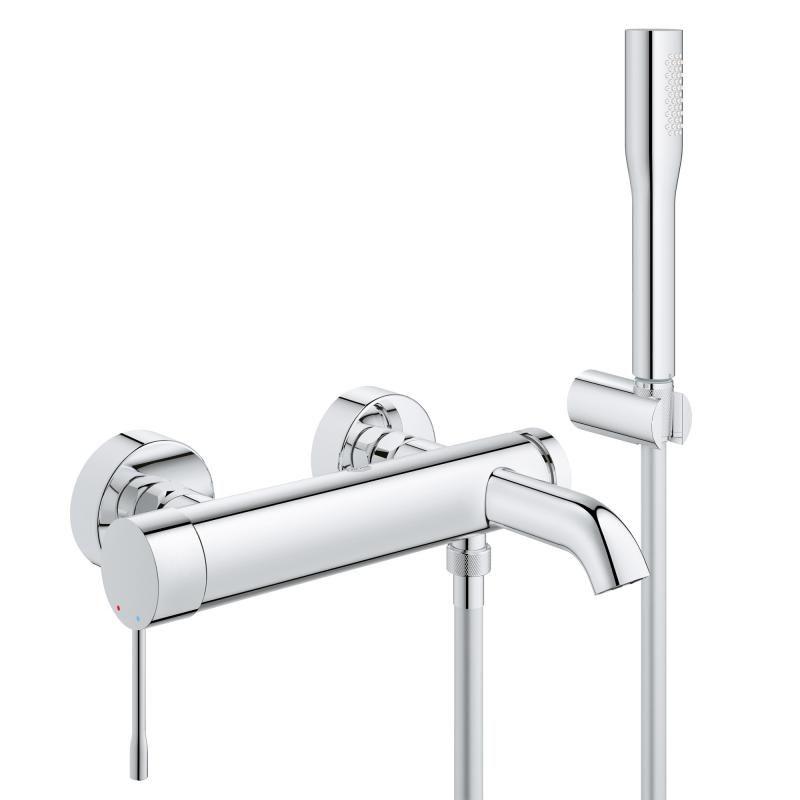 Grohe Essence Mitigeur mono mande bain douche avec barre de