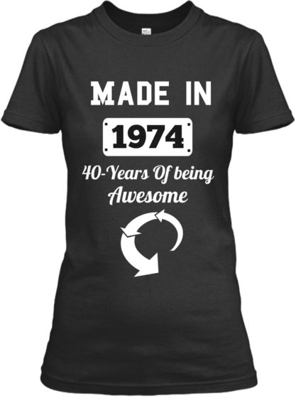Limited Edition - Made In 1974