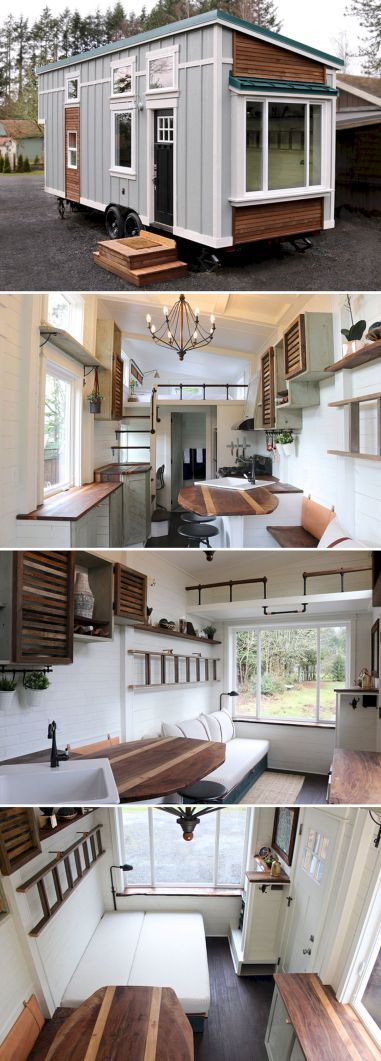 Marvelous and impressive tiny houses design that maximize style and function no 54