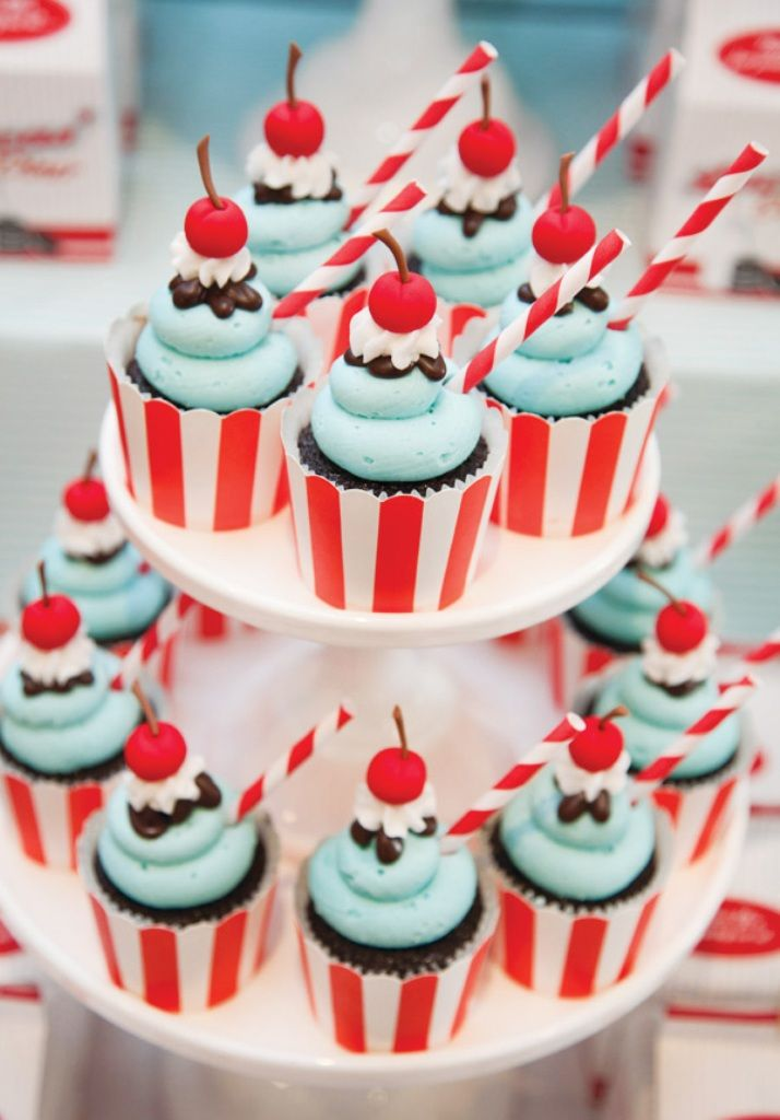 Cupcake For Boys Birthday Ideas : Fun Cupcakes For Boys ... Cool Cupcakes For Boys