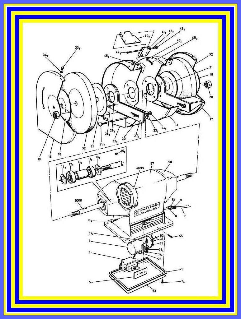 49 Reference Of Dewalt Bench Grinder Parts In 2020 Bench Grinder Dewalt Cute Desk Decor