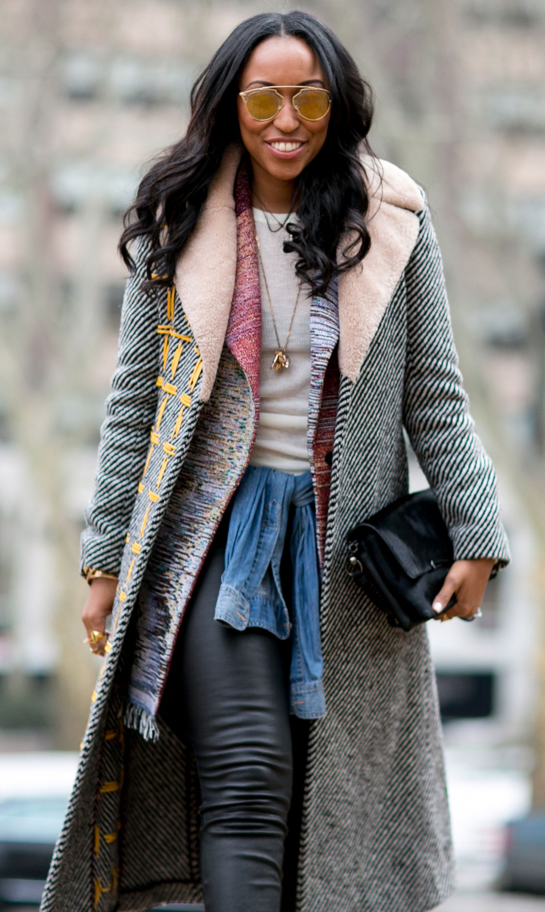 The Street Style Hot Enough to Make You Forget the Cold