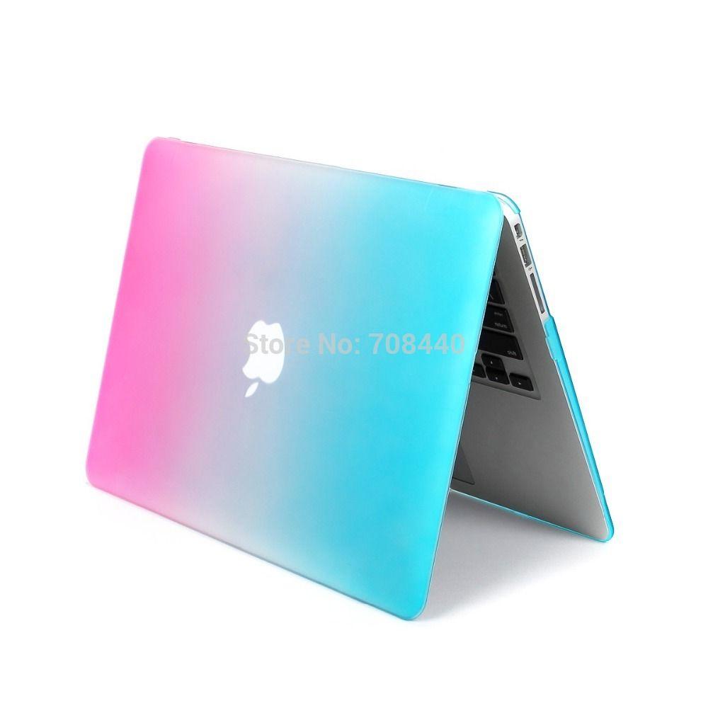 Light Rainbowy Apple Laptop computers Pinterest
