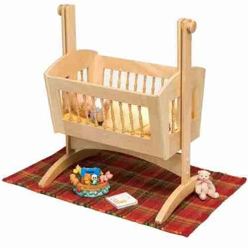 Doll Cradle Plans Includes Free Pdf Download Wood Diy