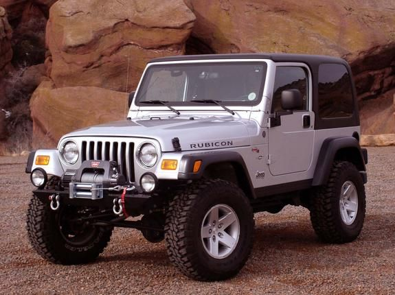Image Detail For 2004 Jeep Tj Rubicon Lakewood Co Owned By