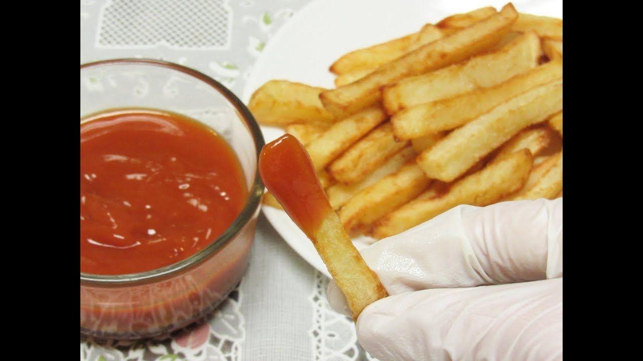 سر عمل البطاطس المقلية المقرمشة مثل المطاعم بكل بساطه سهلة للغاية Food Breakfast Waffles