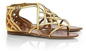 23c3920d34 ShopStyle: Tory Burch Amalie Flat Sandal | Shoes | Shoes, Fashion ...