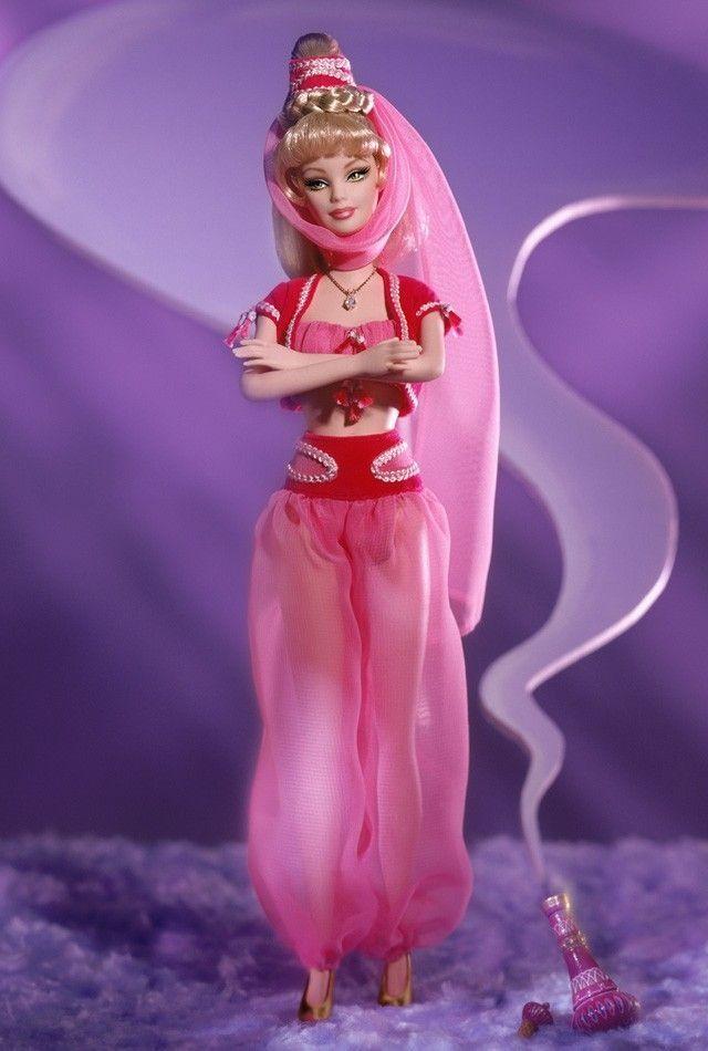 Mi bella Genio Jeannie | Barbie glam | Pinterest | Mi bella genio ...